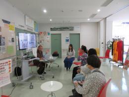 国際交流・国際協力団体発表展示会JICA相談会